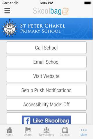 St Peter Chanel Deer Park - náhled