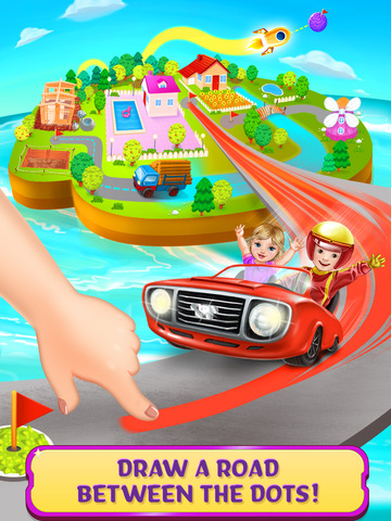 Tiny Roads Car Puzzles screenshot 6