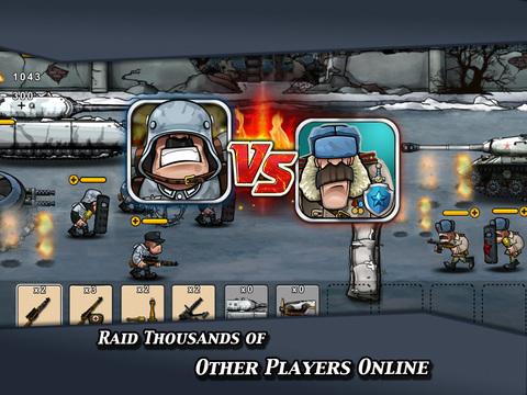 Warfare Nations screenshot 8