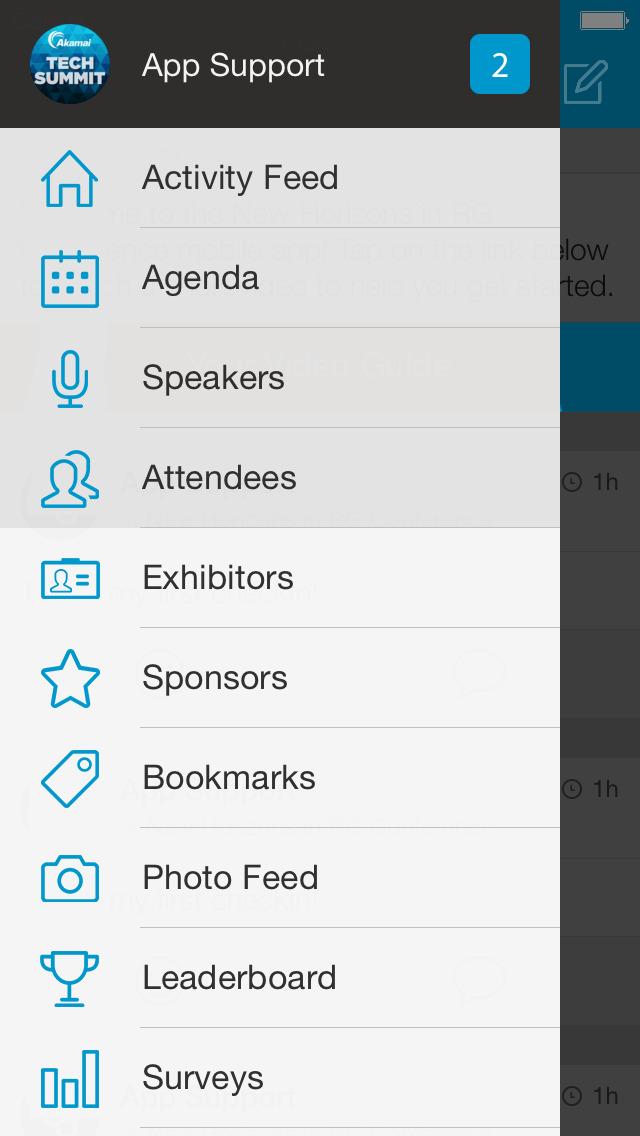 Akamai Tech Summit screenshot 2