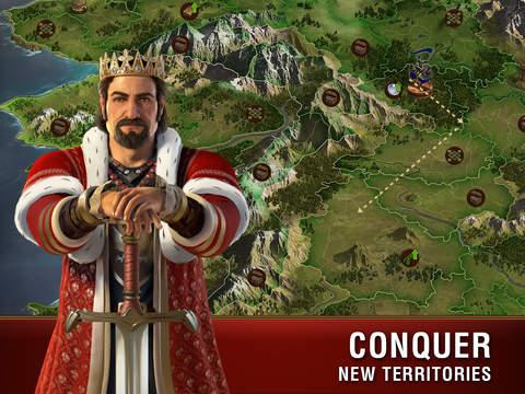 Forge of Empires: Build a City screenshot #2