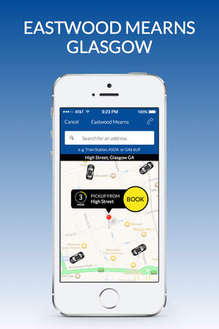 Eastwood Mearns Taxis - náhled