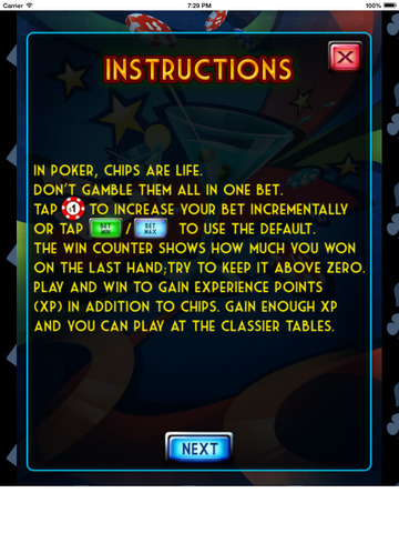 Video Poker Party - Casino screenshot 5