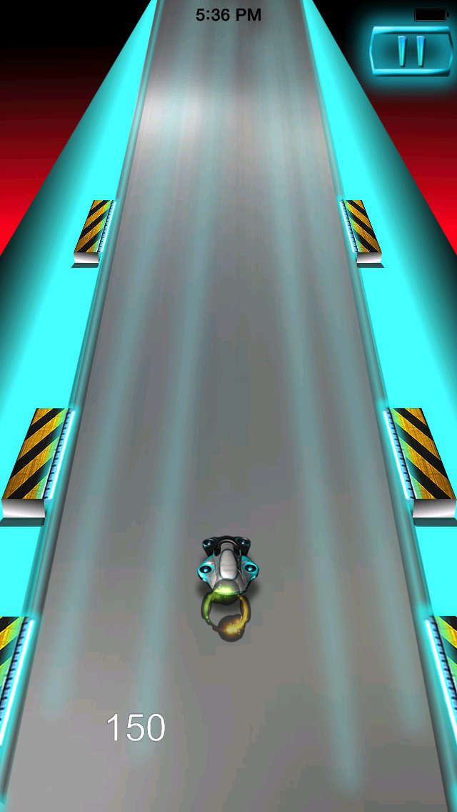 Nitro Speedway PRO : Bad Blood In The Asphalt screenshot 3
