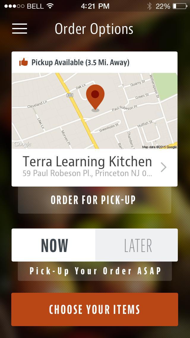Terra Learning Kitchen screenshot 2