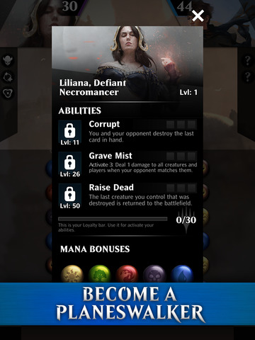Magic: Puzzle Quest screenshot 10