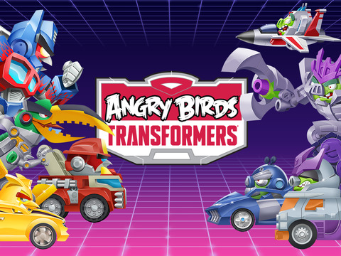 Angry Birds Transformers screenshot 6