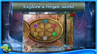 Living Legends: Ice Rose - A Hidden Object Game with Hidden Objects screenshot 3