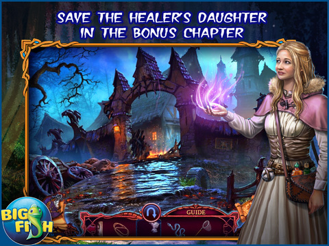 League of Light: Wicked Harvest HD - A Spooky Hidden Object Game (Full) screenshot 4
