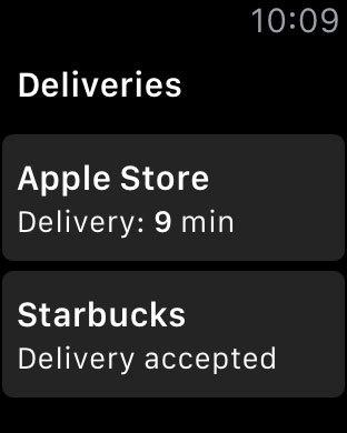 Postmates - Food Delivery screenshot 10