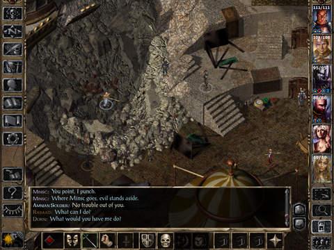 Baldur's Gate II: EE screenshot 6