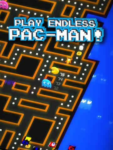 PAC-MAN 256 - Endless Arcade Maze screenshot 6