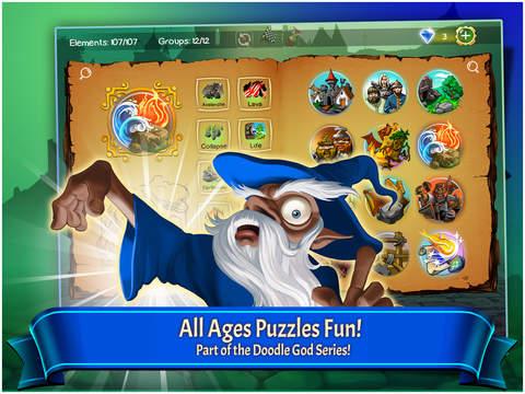 Doodle Kingdom™ Alchemy HD screenshot 5