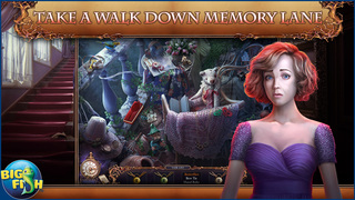 Grim Tales: Color of Fright - A Hidden Object Thriller screenshot 2