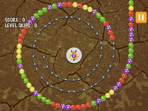 Army Bird Bubble Blast Saga - best brain twister matching game screenshot 5
