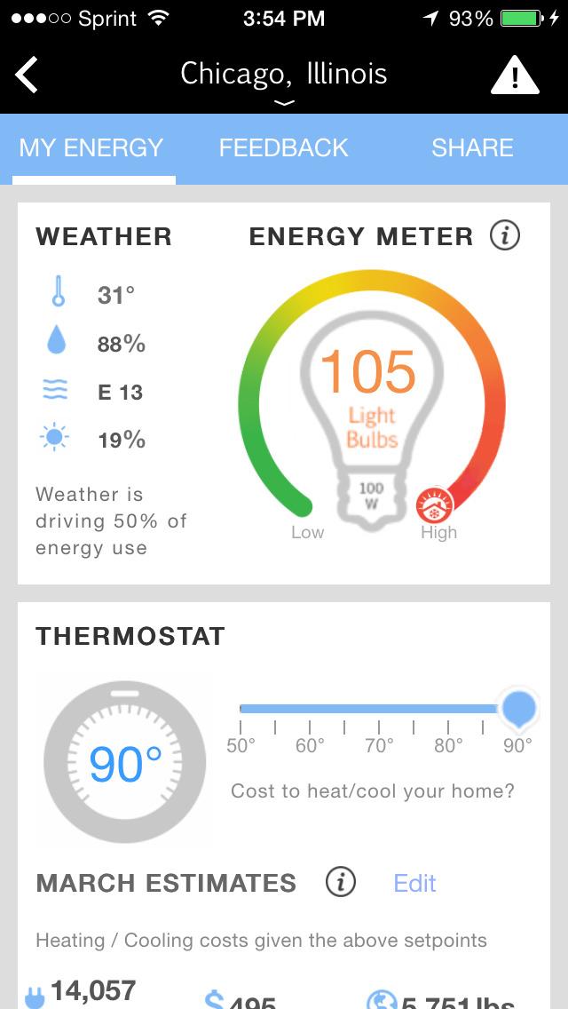 WeatherBug – Weather Forecast screenshot 2