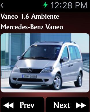 Specs Mercedes Benz Edition screenshot 13