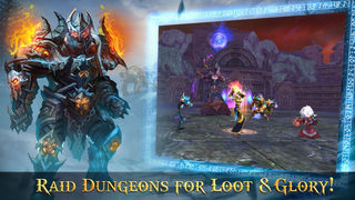 Order & Chaos Online screenshot 3