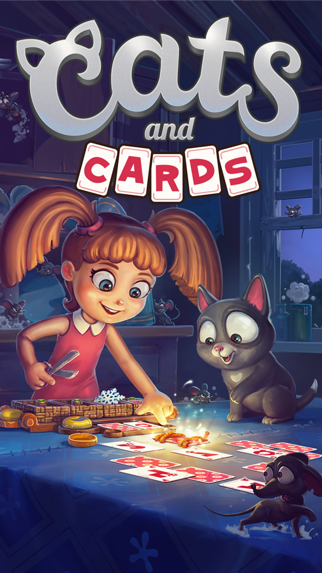Cats & Cards screenshot 5