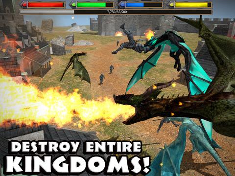Ultimate Dragon Simulator screenshot 8