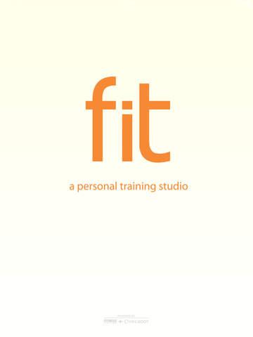 Fit Studio screenshot #1