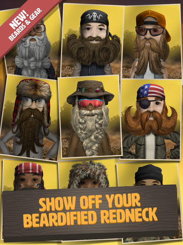 Duck Dynasty®: Battle of the Beards screenshot 10