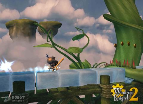 Wind-up Knight 2 screenshot 8