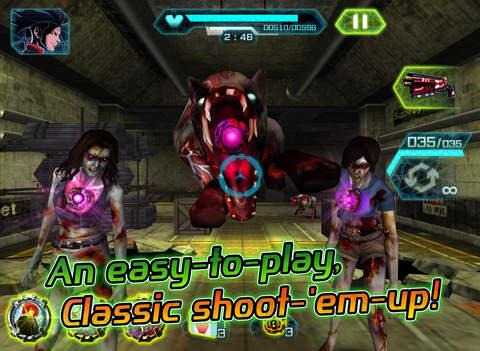 BEAST BUSTERS featuring KOF DX screenshot #2