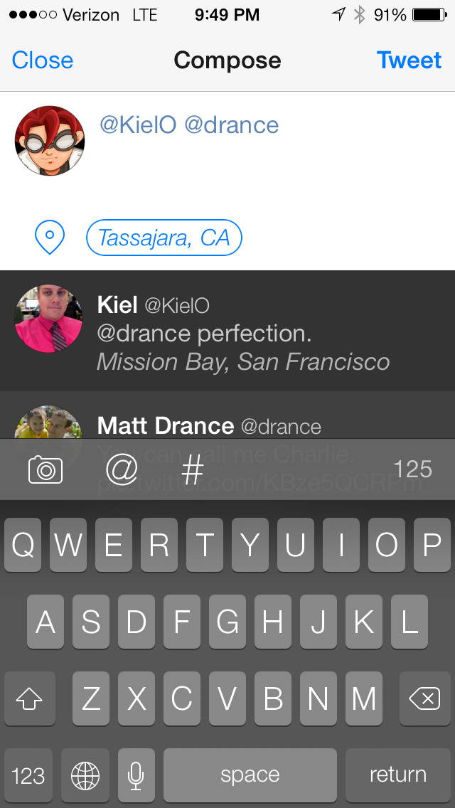 Tweetbot 3 for Twitter. An elegant client for iPhone and iPod touch screenshot 3