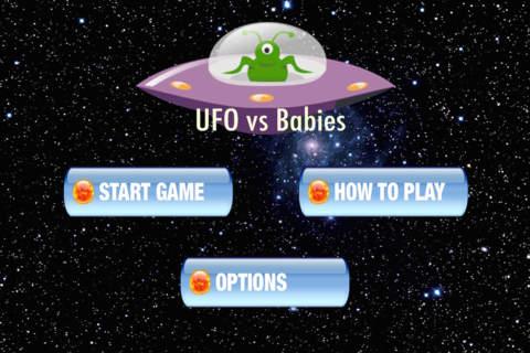 UFO vs Babies - náhled