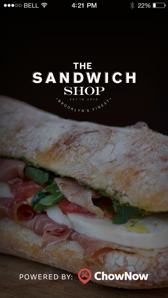 The Sandwich Shop screenshot 1