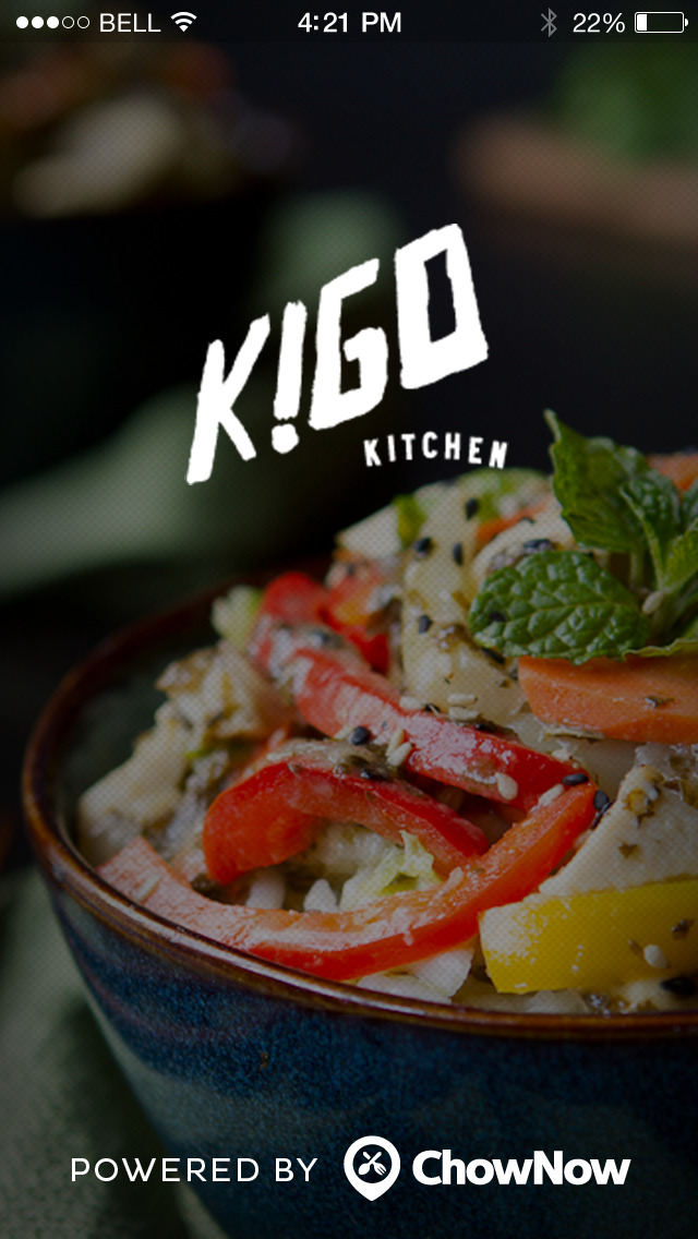 Kigo Kitchen screenshot 1