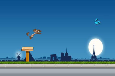 Jumpy Cat Travel - náhled