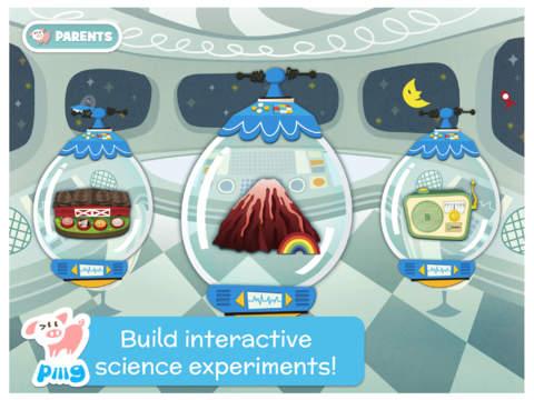 Piiig Labs: Science Experiments for Kids screenshot #5