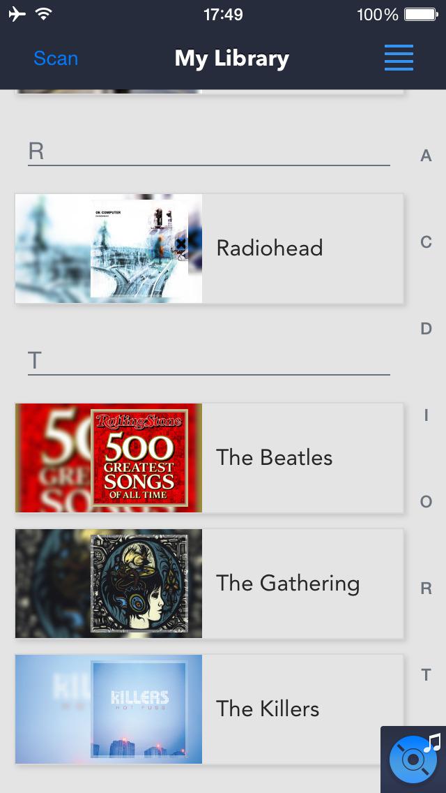 CloudBeats: music player | Apps | 148Apps