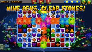 Shape Matcher 2 - Best Diamond Match-3 Scramble screenshot 2