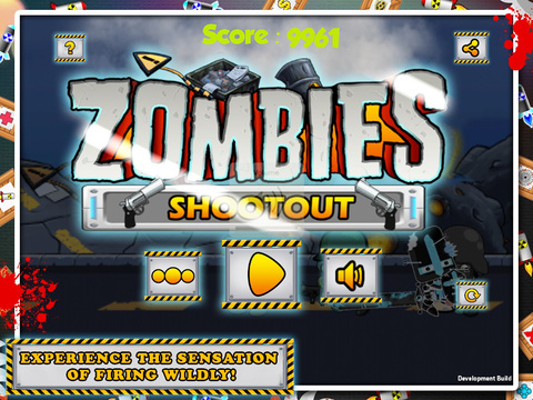 Zombie Shootout screenshot 7