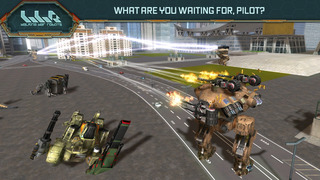 War Robots Multiplayer Battles screenshot #5
