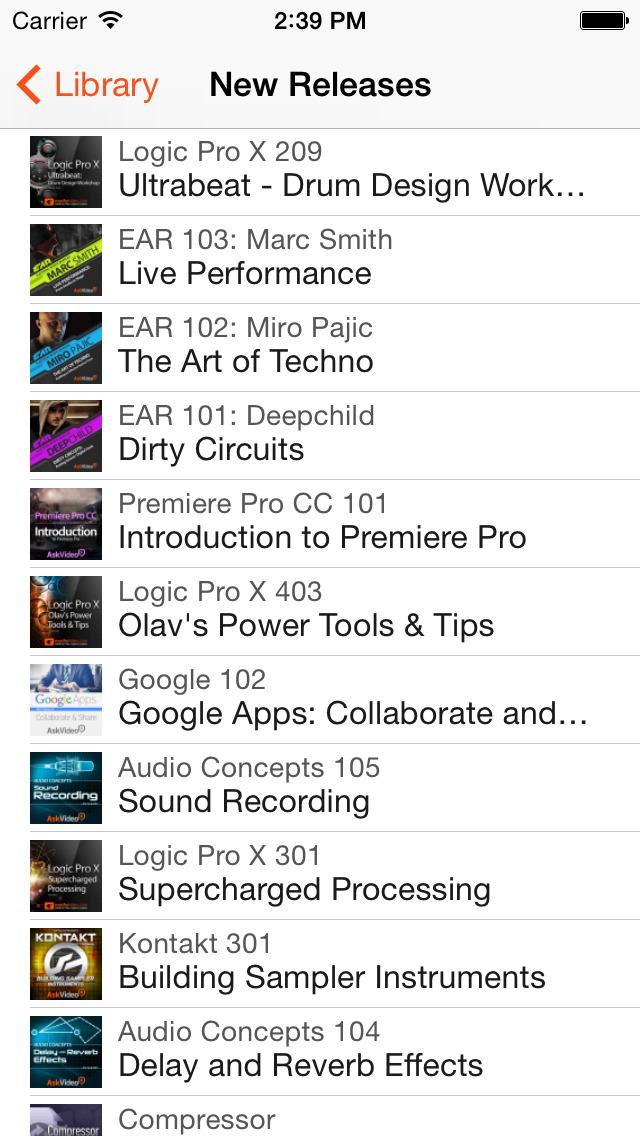 Building Sampler Instruments screenshot #3