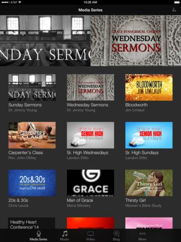 Grace Evangelical Church screenshot 4