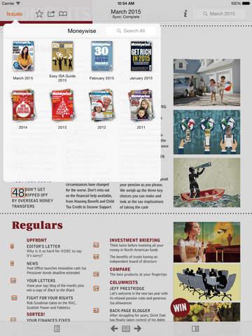 Moneywise Magazine screenshot #3