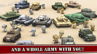 Call of Mini™ Battlefield! screenshot 5