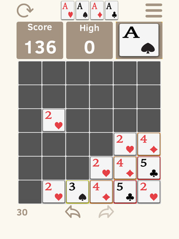 2048 & Solitaire screenshot 6