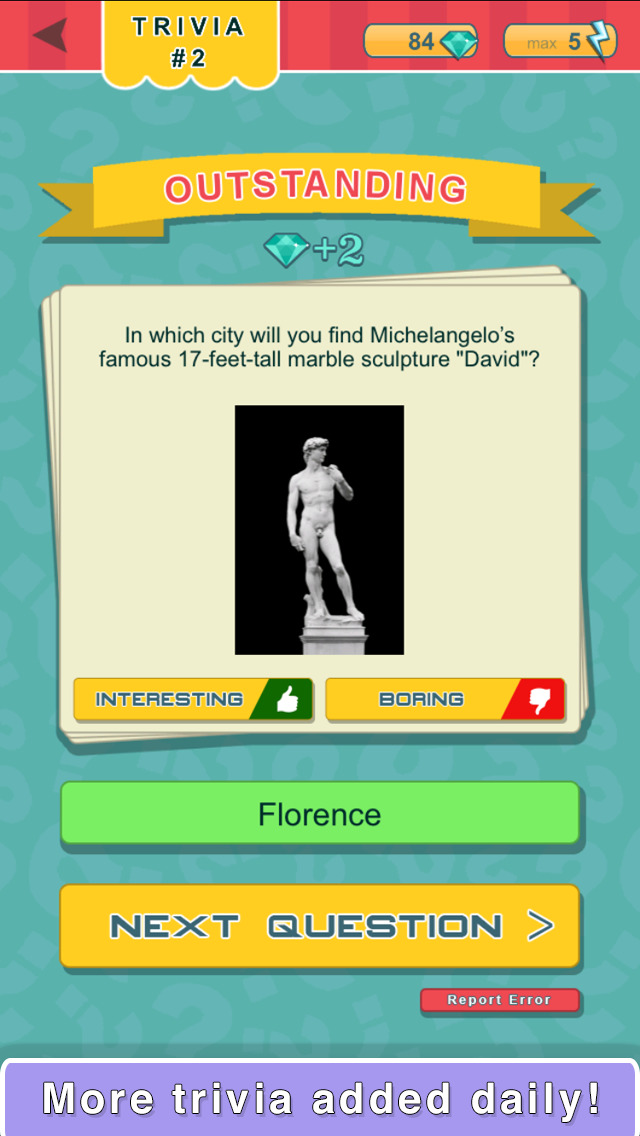 Trivia Quest™ Travel - trivia questions screenshot 2