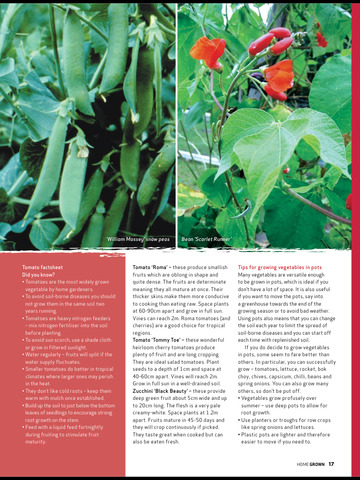 Home Grown Magazine screenshot 10