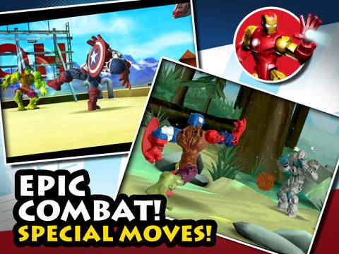 Mix+Smash: Marvel Super Hero Mashers screenshot 8