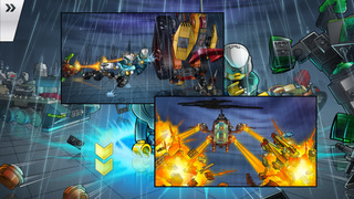 LEGO® ULTRA AGENTS The Antimatter Missions screenshot 2
