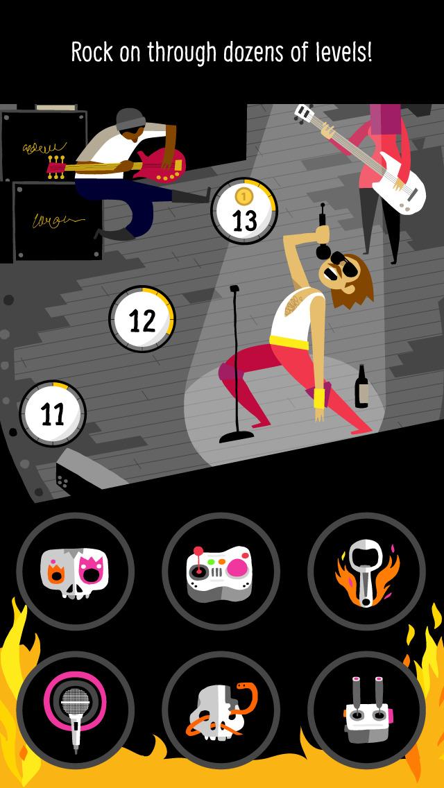 Rock On - A SongPop Adventure screenshot 4