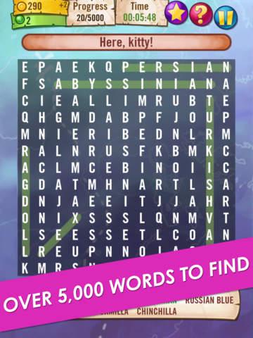 Word Search – World's Biggest screenshot 6