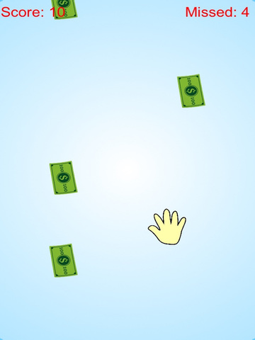Be a rich man - pick up money on the road screenshot 4